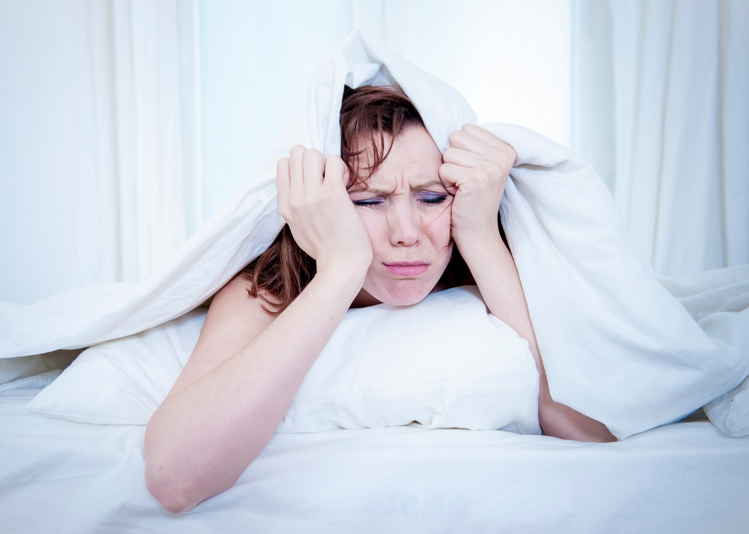 Why can't I sleep?  A look into what causes insomnia.